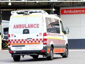 Major hospital in lockdown