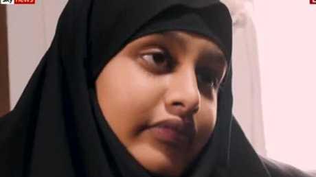 Jihadi bride Shamima Begum has had her British citizenship revoked.