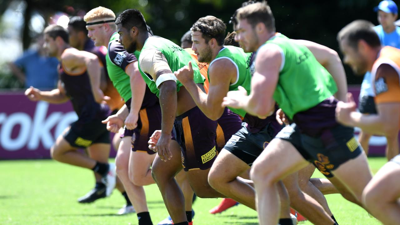 There is a new focus to Broncos training. (Bradley Kanaris/Getty Images)