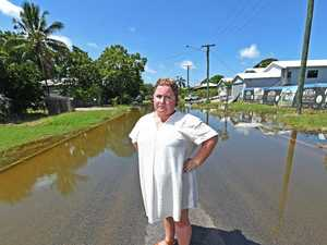 Residents at wits end as King Tide hits