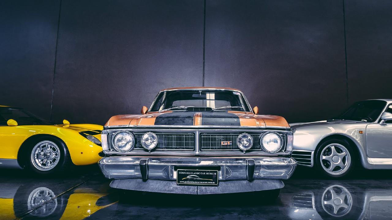 Gosford Classic Car Museum has closed.
