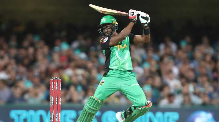Was Dwayne Bravo of the Stars a success or a disappointment in BBL 08?