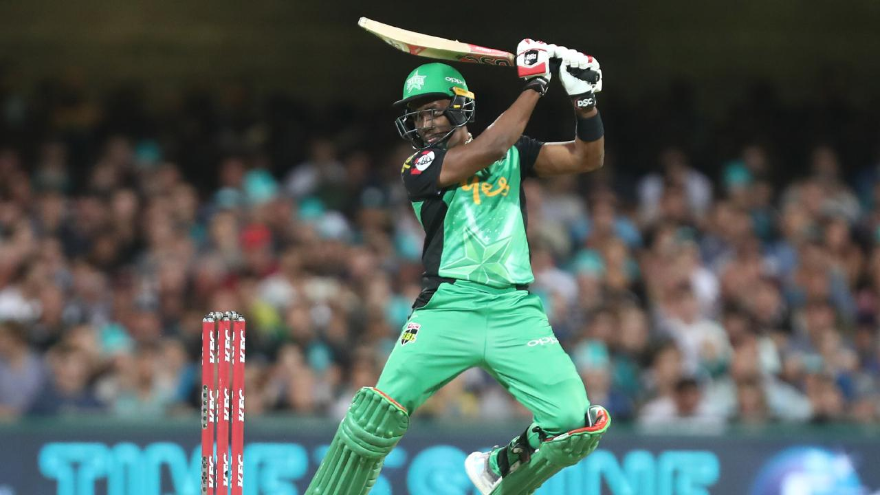 Was Dwayne Bravo of the Stars a success or a disappointment in BBL|08?
