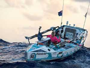 5000km, 68 days in a row boat for Australian woman