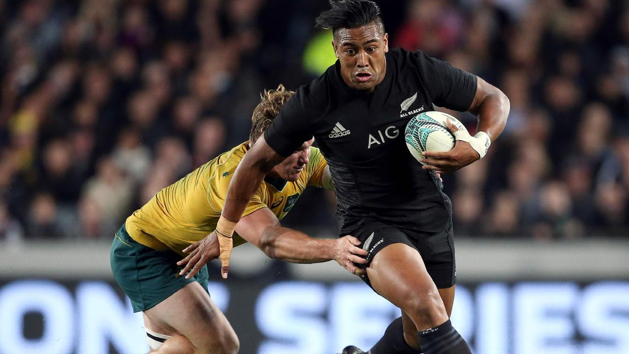 Former All Black Julian Savea may be considering his options.