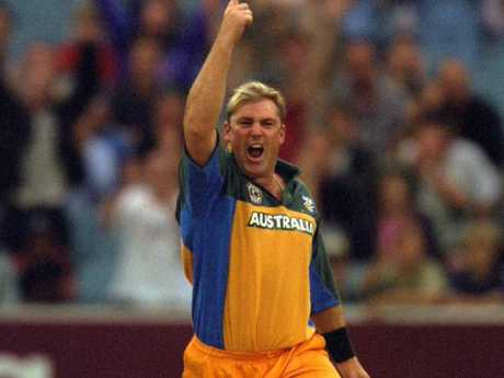 Warnie could bowl in anything.