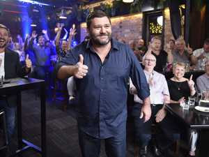 What happened at Paul Murray's live Toowoomba show