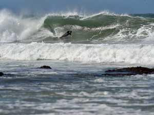 Mooloolaba Cyclonic Surf