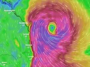 Fraser Coast region keeps eye on approaching Oma