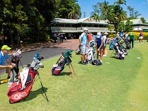 Pacific Bay Resort Australian Ladies Classic Pro-Am.