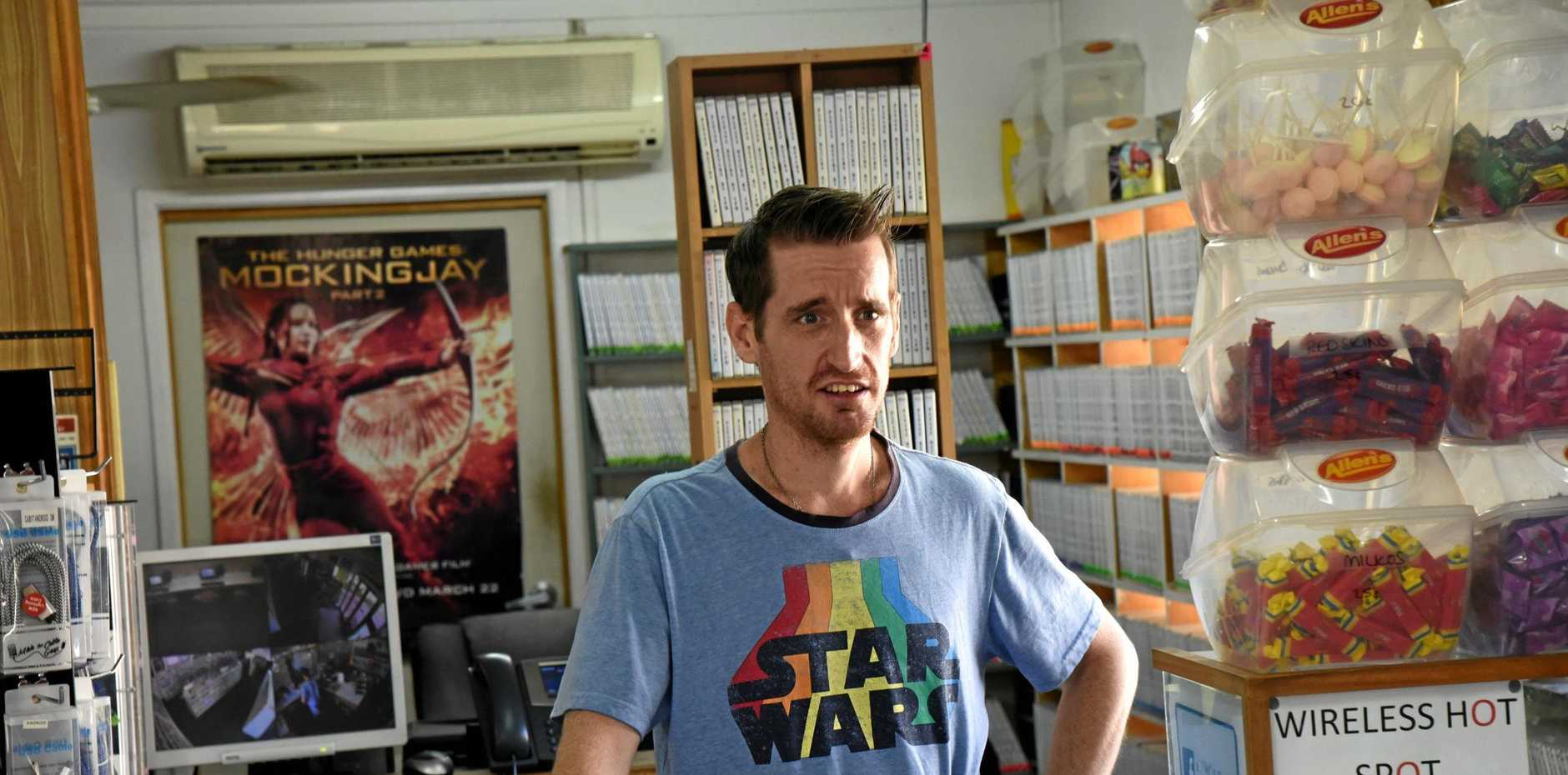 BUSINESS: Ashley Kreis says, for a while now, Gayndah's Flashpoint Video has paid for itself and nothing more.