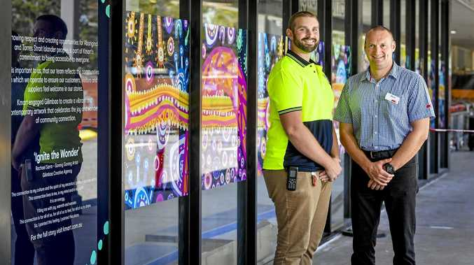 SNEAK PEEK: Take a look inside the revamped Kmart Gladstone