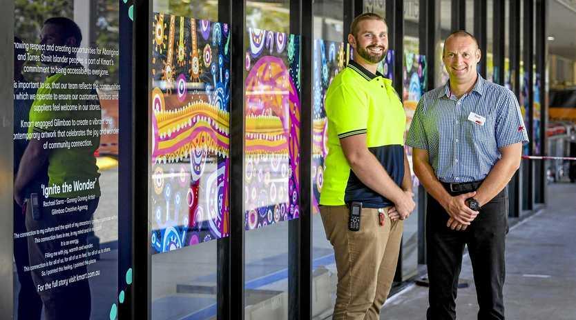 b92e911e7f SNEAK PEEK  Take a look inside the revamped Kmart Gladstone