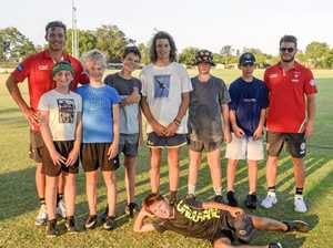 Young Swans meet Junior Tigers