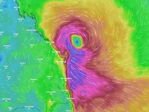 Cyclone Oma needed to go north to deliver desperate rainfall