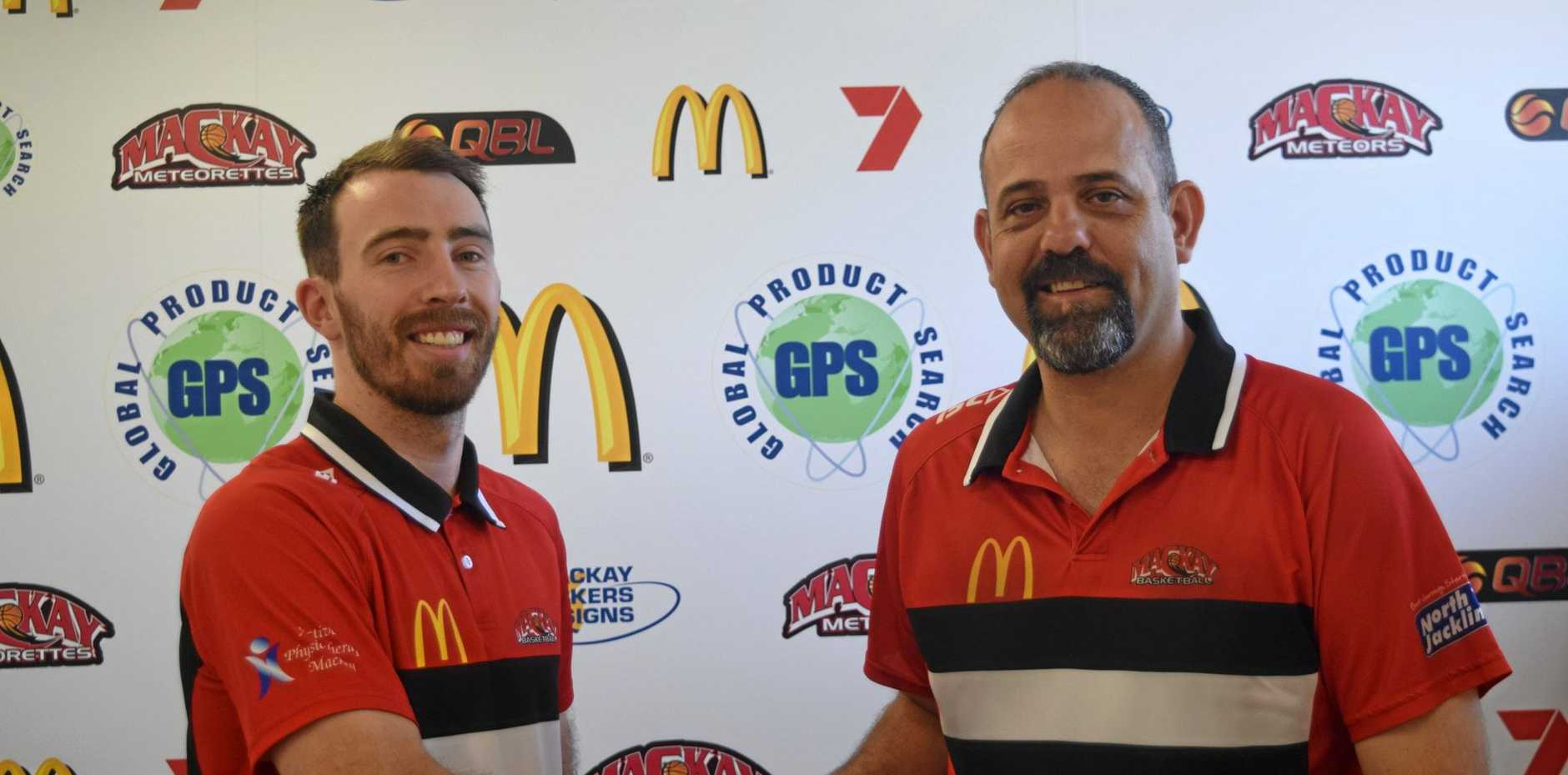 Lukass Blicavs will assume more responsibility this season with the endorsement of head coach, Jason Borg.