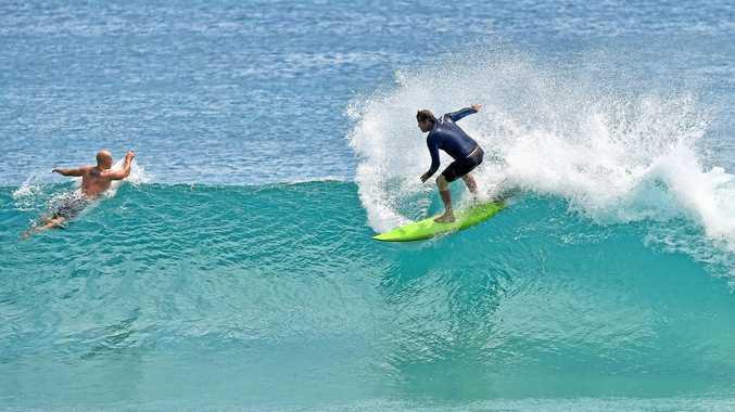 CYCLONE OMA: Fears turn to severe beach erosion