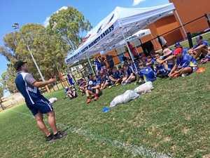 Junior Eagles soaring with league program