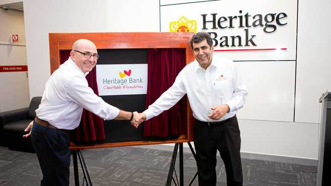 Heritage Bank named Bank of the Year