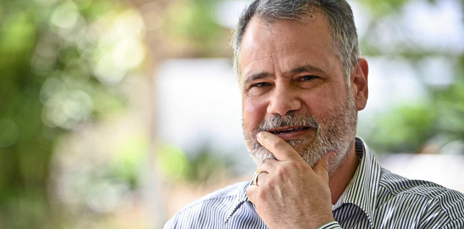 Ipswich Administrator Greg Chemello.