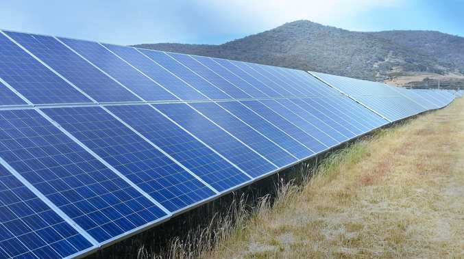 An application has been lodged for a solar farm at Innes Park.