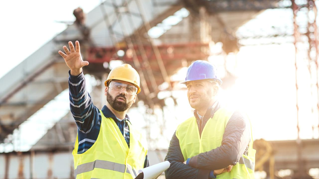 New laws for construction companies came into effect in January this year.