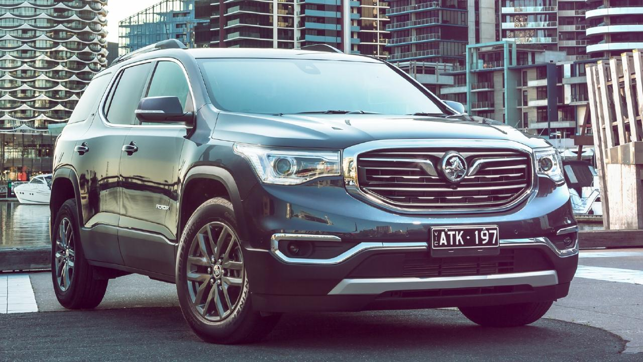 Acadia: Big US-built seven-seater to take precedence over rebadged Opels