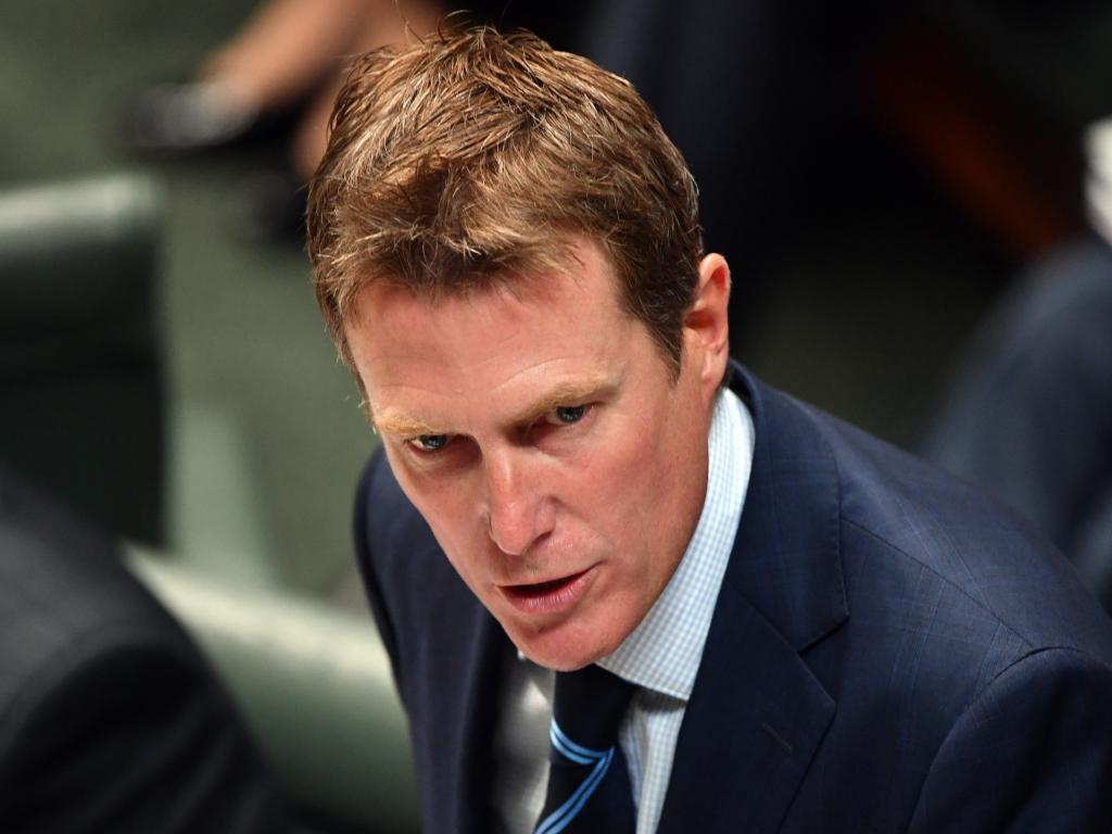Attorney-General Christian Porter was looking at alternative measures, rather than drafting an amendment to fix the law. Picture: AAP/Mick Tsikas
