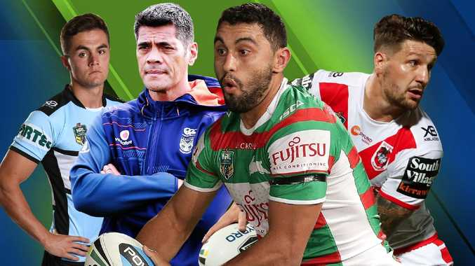 Vacant spots, new combos: Burning questions for NRL trials