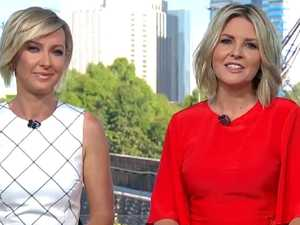 Nine's extraordinary defence of besieged Today host Georgie