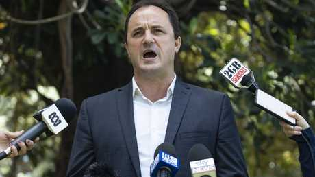 MP Jeremy Buckingham referred the election material to the Electoral Commission. Picture: John Feder