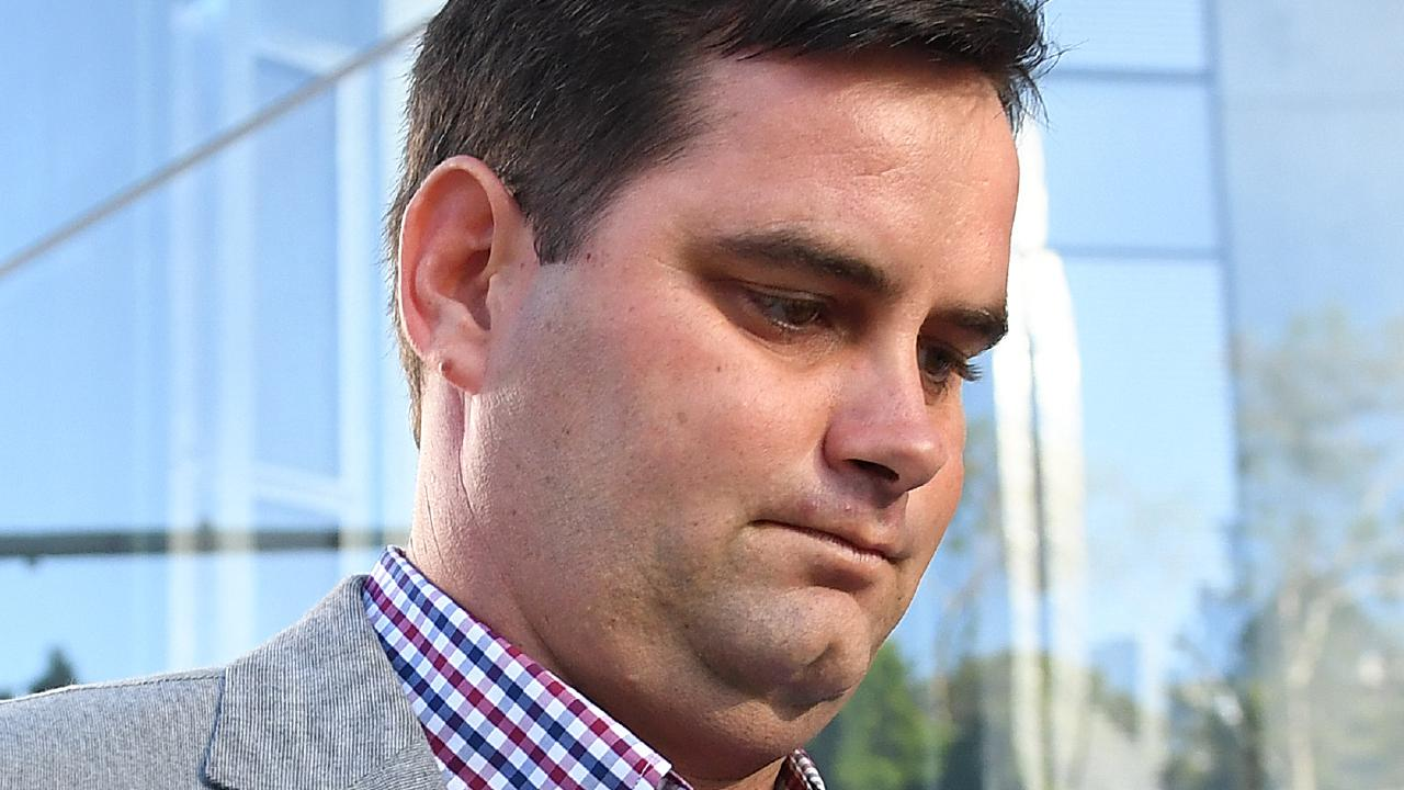 A manslaughter charge against Christopher Paul Hennessy has been dropped. Picture: Dave Hunt/AAP