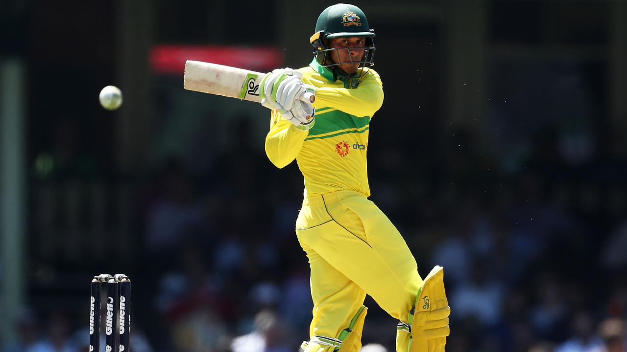 Usman Khawaja is among those in the mix to open the batting.