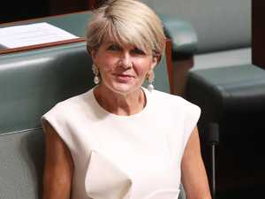 Julie Bishop quits politics in bombshell announcement