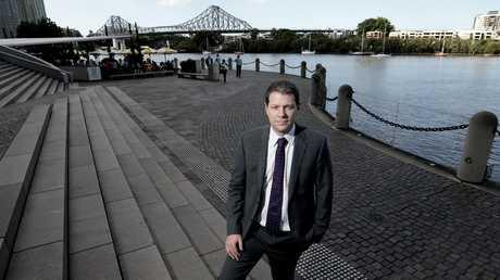 Property Council executive director Chris Mountford. Picture: Mark Calleja