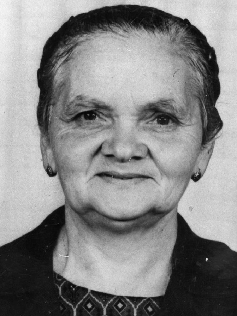 Murder victim Rosa Marafiote.