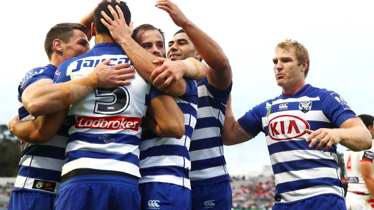 How far can the Bulldogs go in 2019? They'll certainly be SuperCoach relevant. Picture: Mark Kolbe/Getty Images