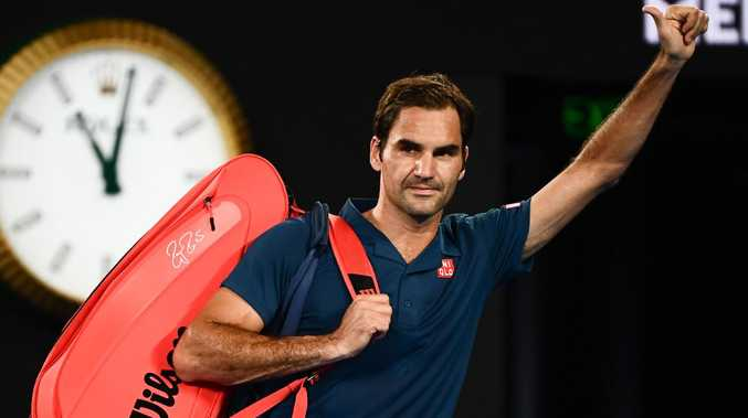 Federer makes surprise decision
