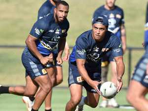RUGBY LEAGUE: North Queensland Cowboys open training