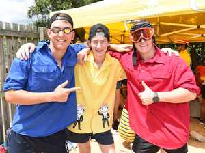 Riverside Christian College swimming carnival - (L)