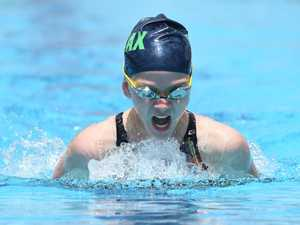 Riverside Christian College swimming carnival