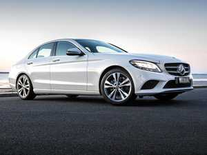 ROAD TEST: Mercedes-Benz C-Class was once shabby, now chic