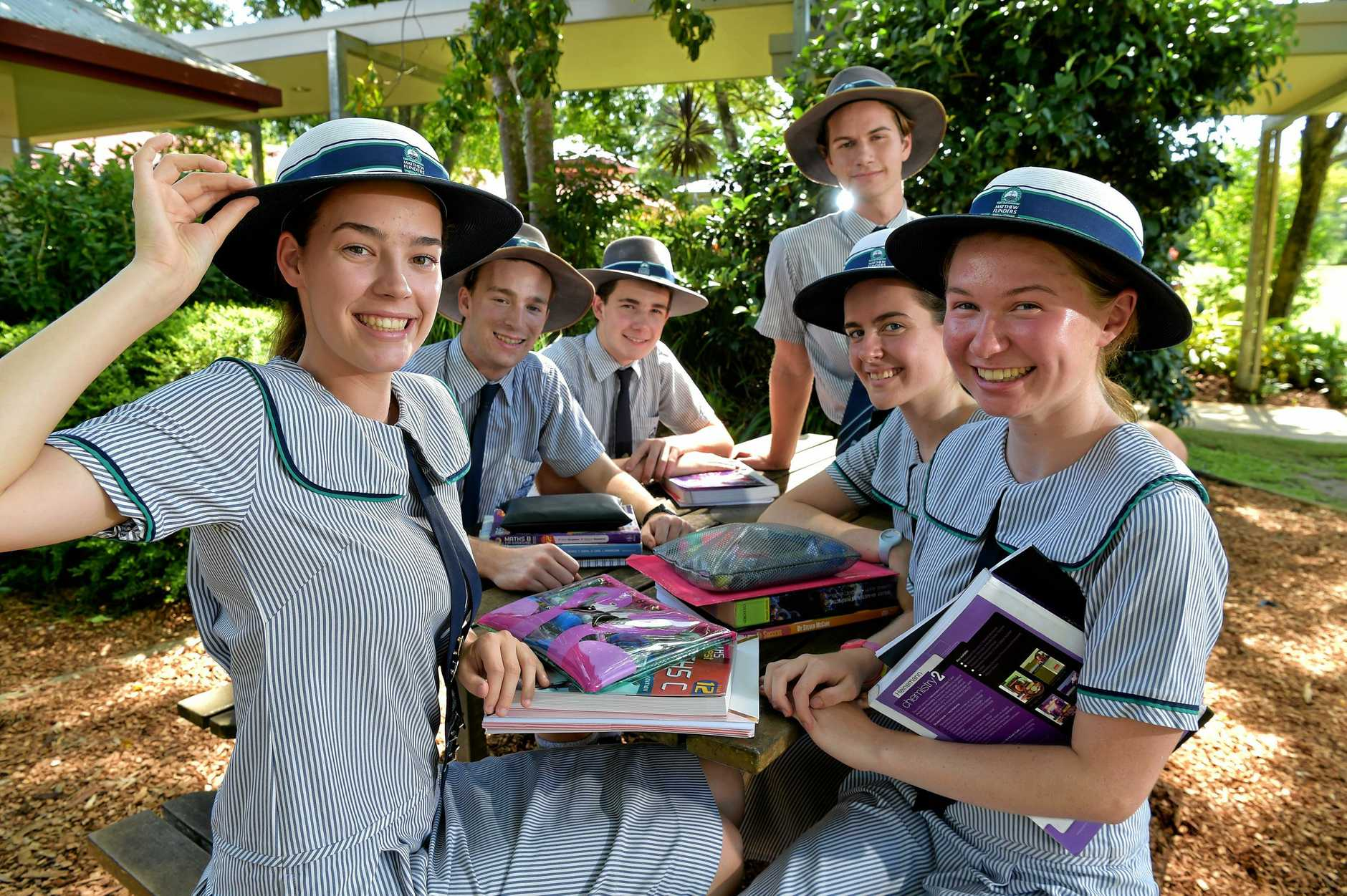 Matthew Flinders Lutheran College is one of the two top-performing Sunshine Coast schools for 2018 OP results.