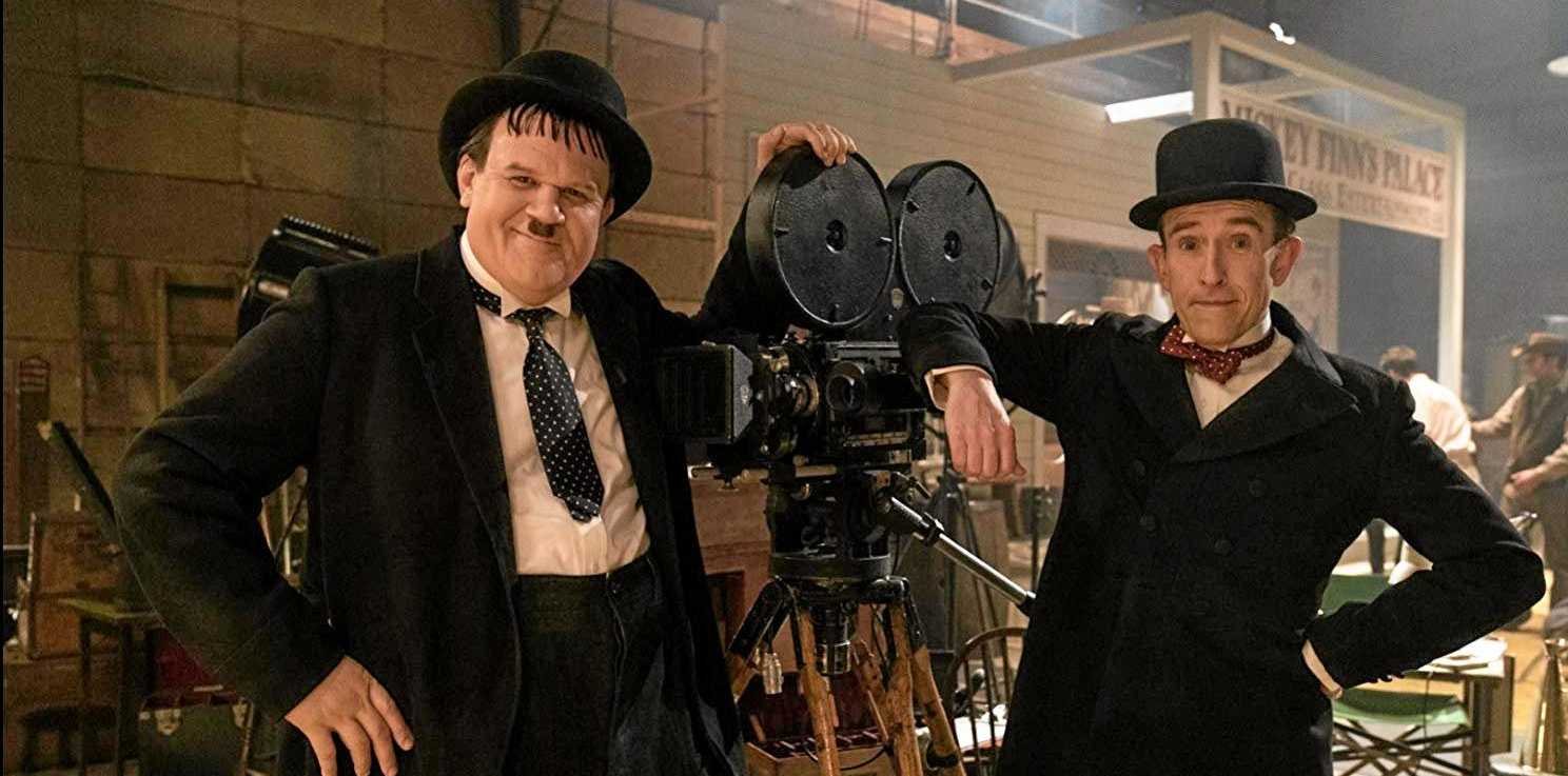 John C. Reilly and Steve Coogan in  Stan & Ollie .