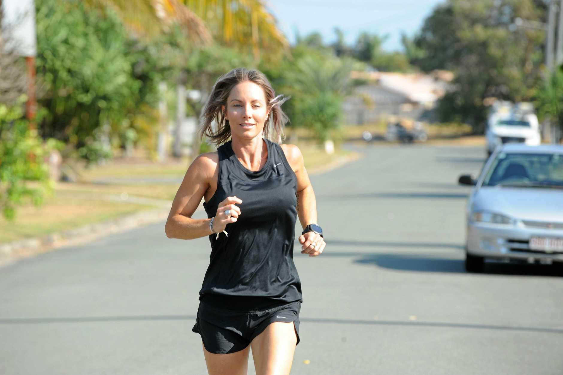 Warana ultra runner Phoebe Nance is preparing for her Blackall 50km race debut.