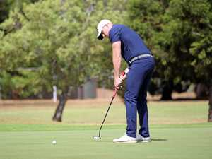 Tighe grabs his PGA opportunity with both hands