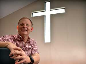 New pastor has ex-Army history