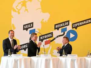 Cycle-friendly Denmark taking on Tour de France in 2021