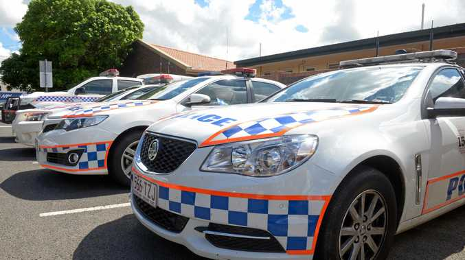 GUILTY: A man was charged with wilful damage of police property after headbutting a police car.
