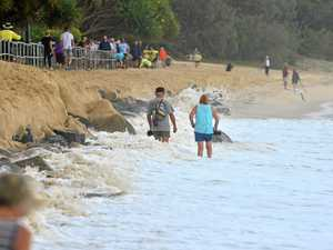 Lifeguards in mass Noosa rescue as Oma closes Coast beaches